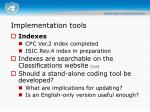 implementation tools1