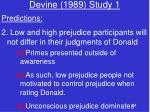 devine 1989 study 16