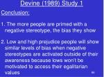 devine 1989 study 18