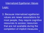 internalized egalitarian values2