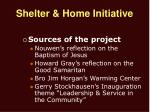 shelter home initiative2