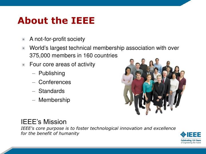 About the ieee