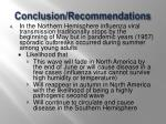 conclusion recommendations3
