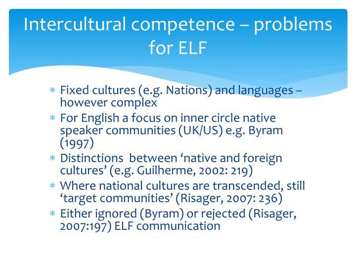 intercultural competences