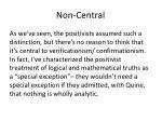 non central