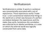 verificationism1