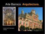arte barroco arquitectura7