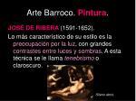arte barroco pintura16