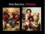 arte barroco pintura2