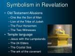 symbolism in revelation6