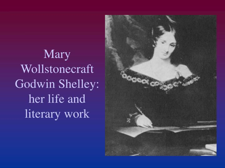 the life of mary shelley essay