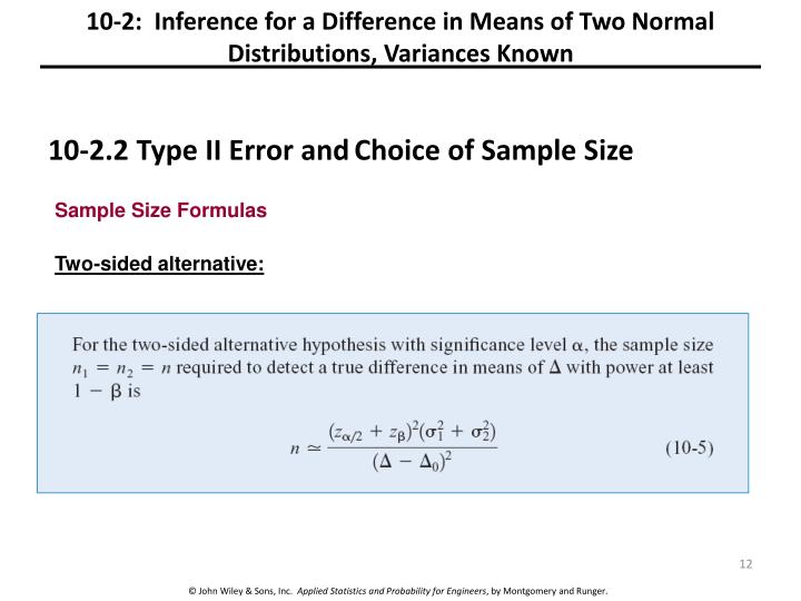 inferences concerning two means Inference concerning mean and median values q1 in tests of hypotheses what is a type i error a) rejecting ho when it is true b) failing to reject ho when it is.