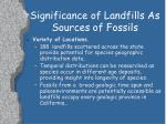 significance of landfills as sources of fossils3