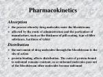 pharmacokinetics1
