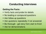 conducting interviews2