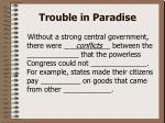 trouble in paradise1