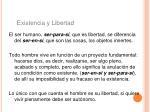 existencia y libertad1