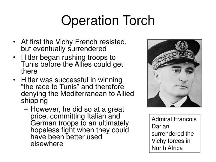 ile operation torch C403 operation art and design exam questions on the planning thus far to advise president roosevelt and prime minister churchill on the status of operation torch.
