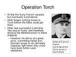 operation torch2