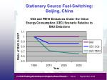 stationary source fuel switching beijing china1