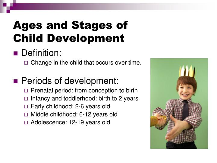 main stages of child development from birth to 19 years We will write a custom essay sample on the main stages of each of the aspects of child development from birth to 19 years specifically for you for only $1638 $139/page order now.