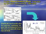 4 index ocean conditions model hindcasts for opi coho marine survival 1969 1998