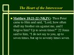 the heart of the intercessor17