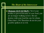 the heart of the intercessor29