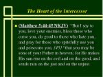 the heart of the intercessor7