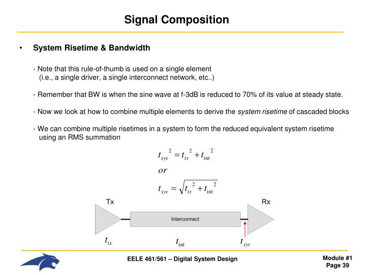 Signal Composition