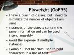 flyweight gof95