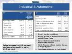 industrial automotive