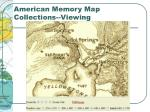 american memory map collections viewing