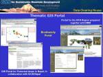 thematic gis portal