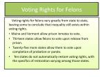 voting rights for felons