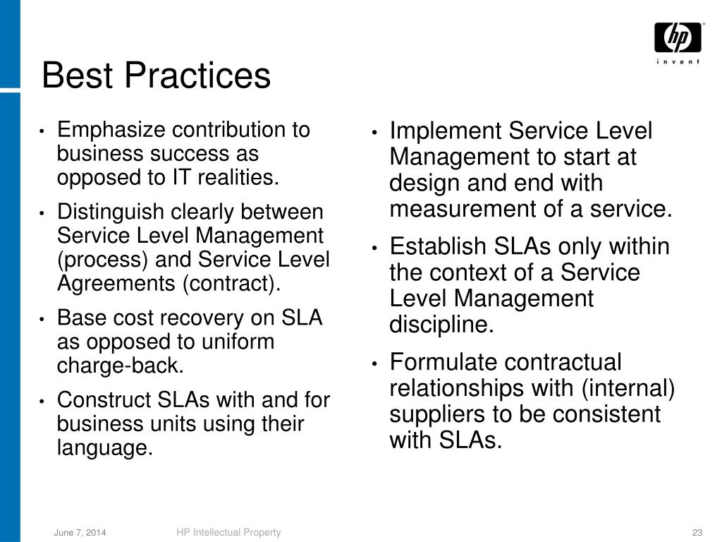 PPT - Using ITIL ® & ITSM to support Performance Based Service