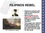 filipinos rebel
