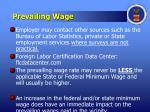 prevailing wage5