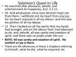 solomon s quest in life2