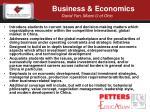 business economics david yen miami u of ohio
