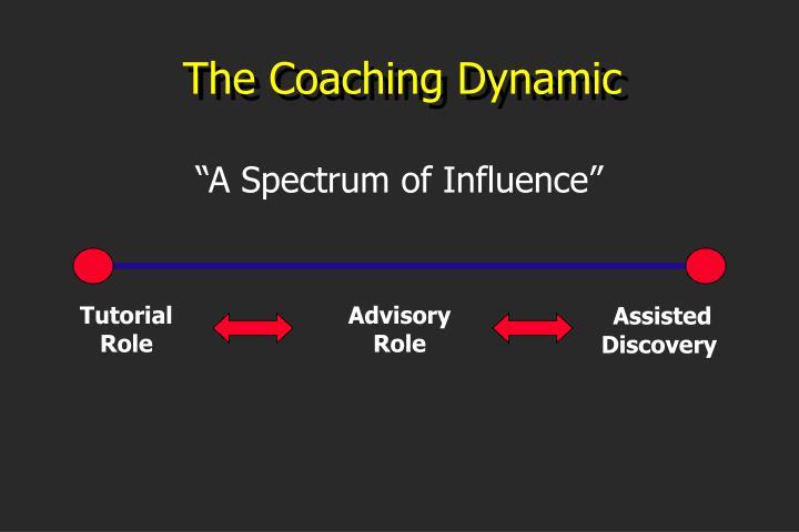 The Coaching Dynamic