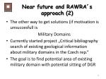 ne ar future and rawra s approach 2