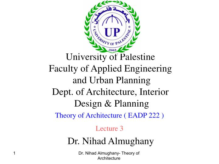 PPT - Dr  Nihad Almughany PowerPoint Presentation - ID:1413479