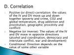 d correlation2