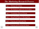 figure 1 4 the marketing research process