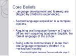core beliefs1
