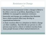 resistance to change2