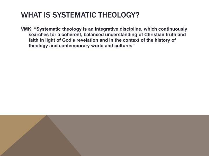 Ppt Introduction To Theology Powerpoint Presentation Id1413692