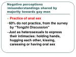 negative perceptions misunderstandings shared by majority towards gay men1