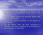 present status bly ph i